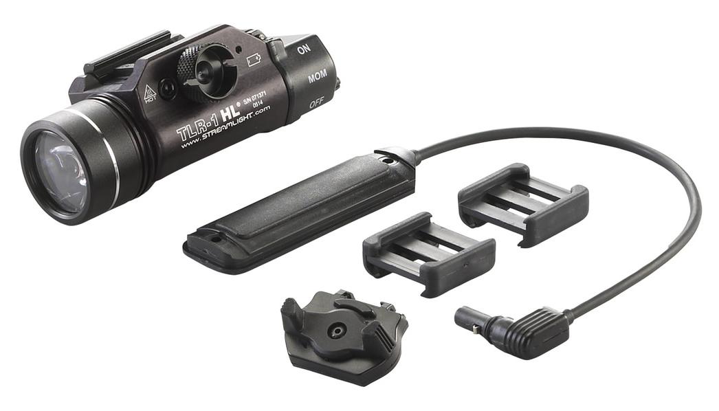 Streamlight 69262 TLR-1 HL Light 800 Lumen Long Gun Kit