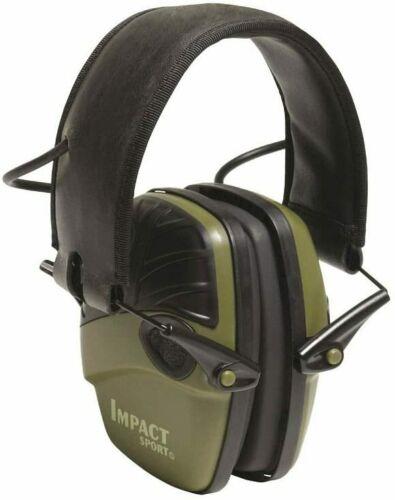 Howard Leight R-01526 Impact Sport Electronic Earmuff Shooting Ear Protection