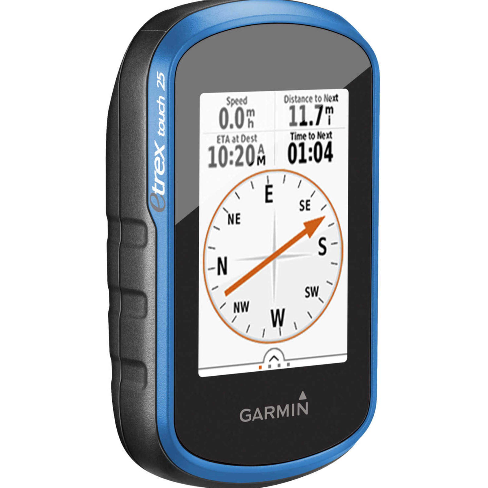 Garmin eTrex Touch 25 Handheld Outdoor Hiking GPS with Touchscreen 010-01325-00