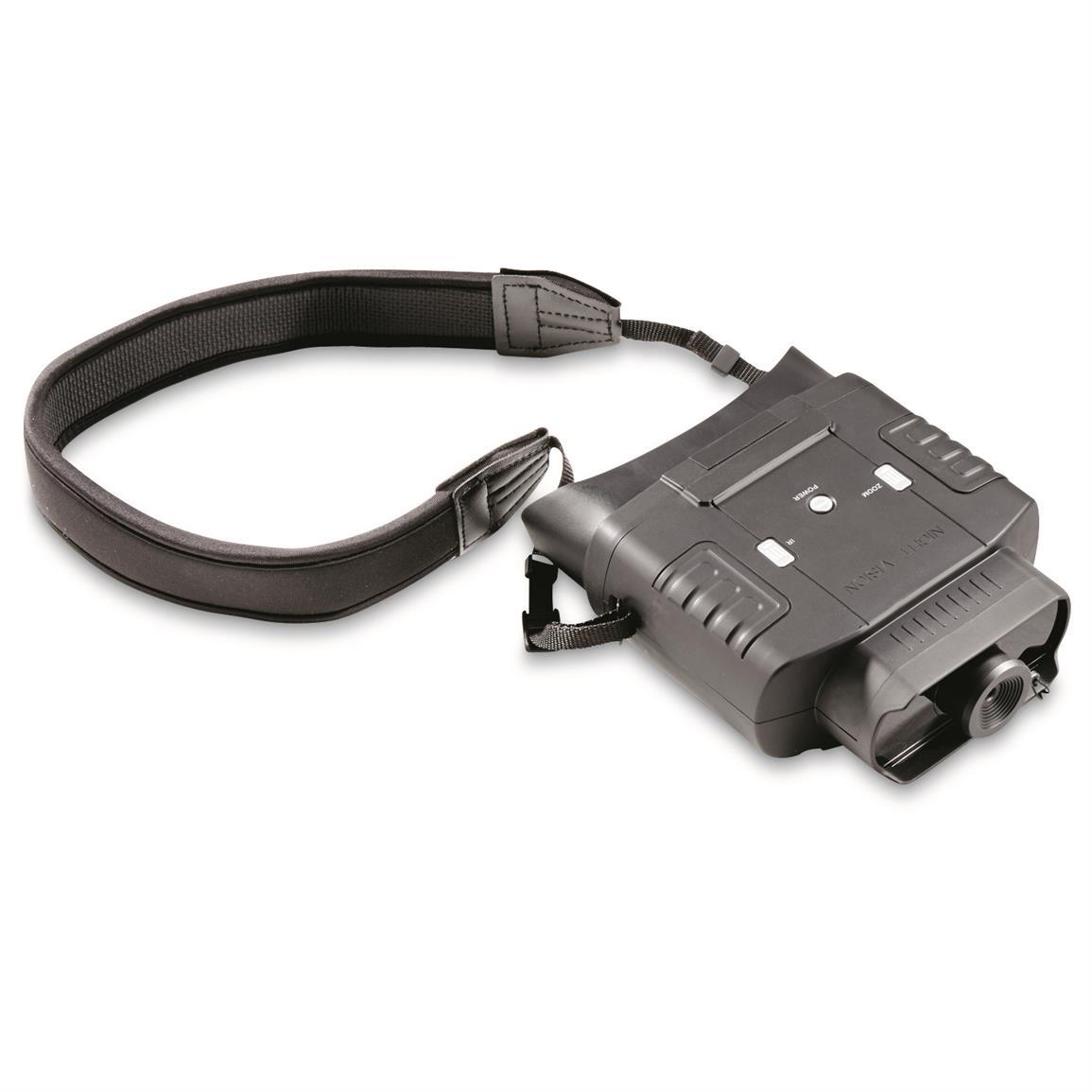 X-Vision Digital Zoom 2X Pro Night Vision Binoculars