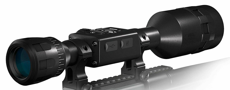 ATN X-Sight 4K Pro Scope 5-20X Day/Night HD Pro Edition | DGWSXS5204KP