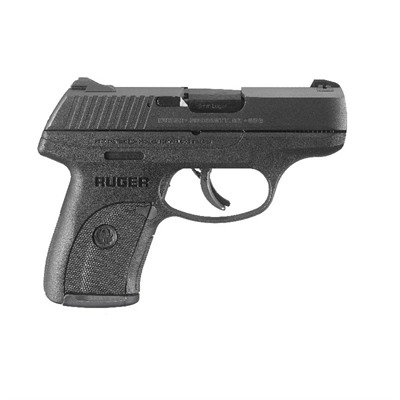 RUGER – LC9S® 3.12″ 9MM BLUE BLACK POLYMER FIXED 3-DOT 7+1RD