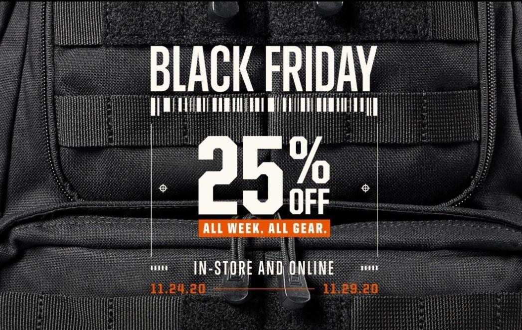 BLACK FRIDAY | 25% OFF ALL 5.11 GEAR