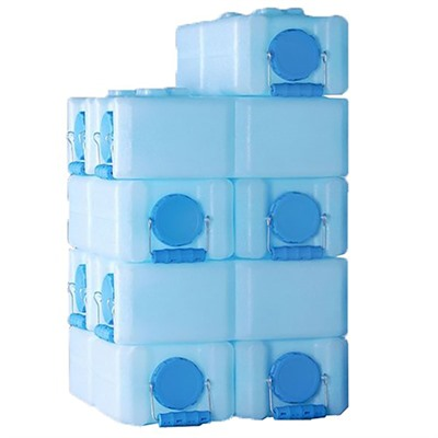 WATERBRICK – WATERBRICK 3.5 GALLON – 8 PACK