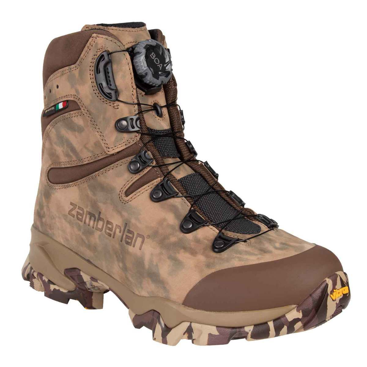 Zamberlan Men's Lynx GORE-TEX RR BOA Uninsulated Hunting Boots