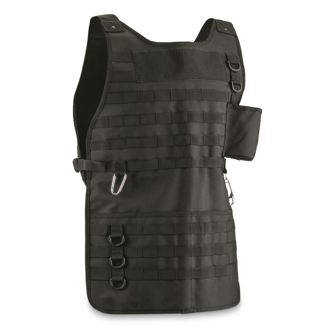 Caliber Gourmet™ Tactical BBQ Apron
