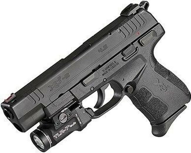STREAMLIGHT TLR-7 SUB-ULTRA-COMPACT GUN LIGHT FOR SUBCOMPACT RAILED PISTOLS